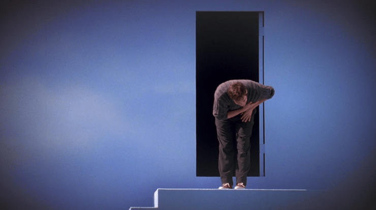 WandaVision five stages of grief meta sitcoms The Truman Show