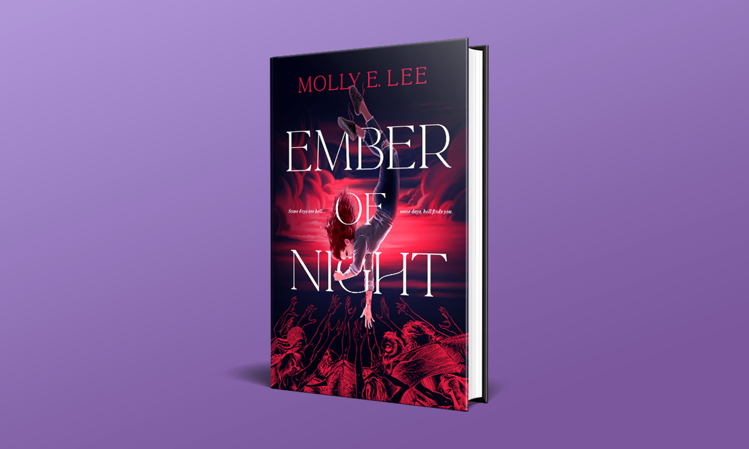 Read an Excerpt From Ember of Night