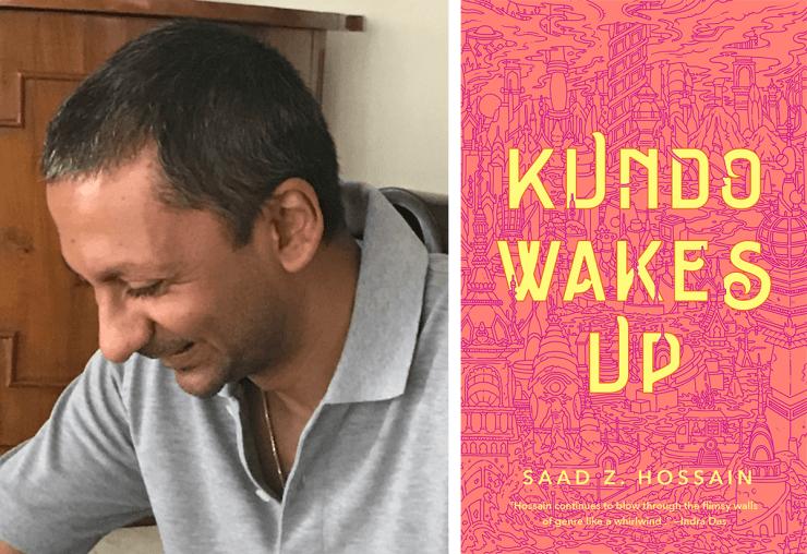Blog Post Featured Image - Revealing Saad Z. Hossain's Kundo Wakes Up