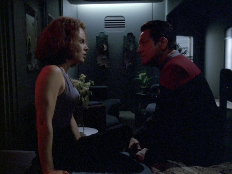 "Star Trek: Voyager ""Barge of the Dead"""