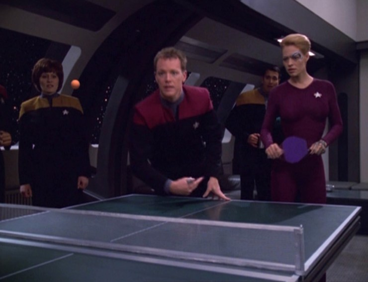"Star Trek: Voyager ""Relativity"""