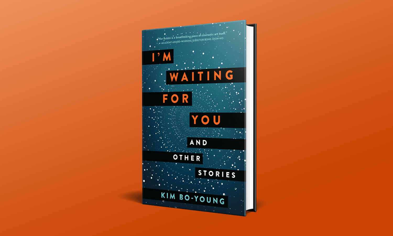 Read an Excerpt From I'm Waiting For You