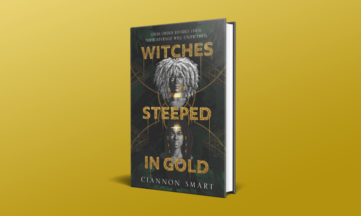 "Blog Post Featured Image - ""Blood Follows Vein"": Witches Steeped in Gold by Ciannon Smart"