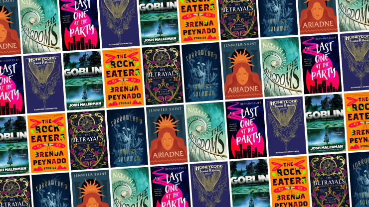 Blog Post Featured Image - All the New Horror and Genre-Bending Books Arriving in May!