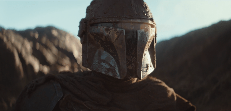 Blog Post Featured Image - The Mandalorian Is the Star Wars Hero We All Needed This Year