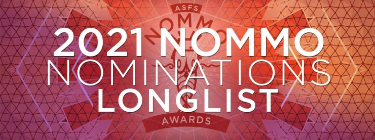Blog Post Featured Image - The Longlist for the African Speculative Fiction Society's 2021 Nommo Awards