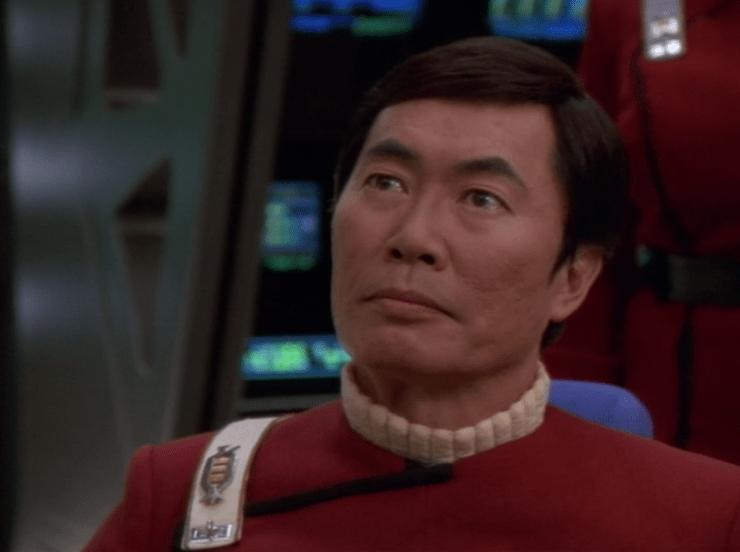 George Takei as Captain Sulu