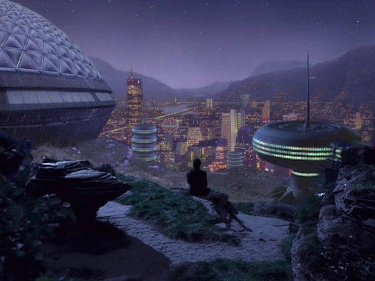 """Star Trek: Voyager """"Blink of an Eye"""""""