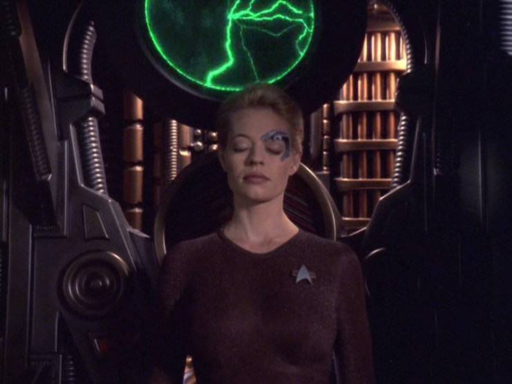 """Blog Post Featured Image - Star Trek: Voyager Rewatch: """"The Voyager Conspiracy"""""""