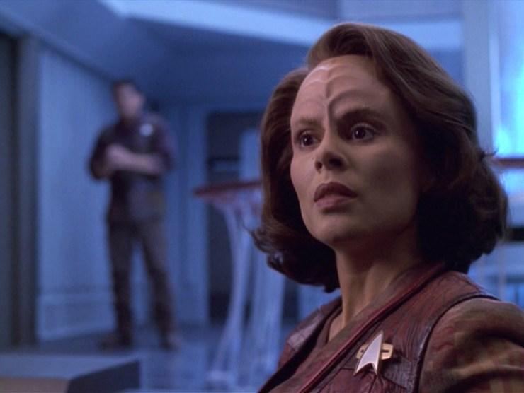 """Star Trek: Voyager """"Pathfinder"""""""