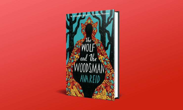 Blog Post Featured Image - Read an Excerpt From The Wolf and the Woodsman