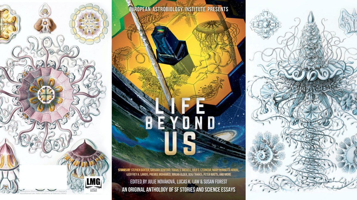 Anthology About Alien Life Coming From the European Astrobiology Institute