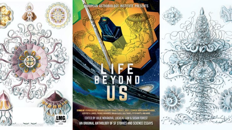 Blog Post Featured Image - Anthology About Alien Life Coming From the European Astrobiology Institute