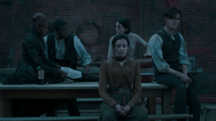 The Nevers Part 1 finale review Amalia True Laura Donnelly