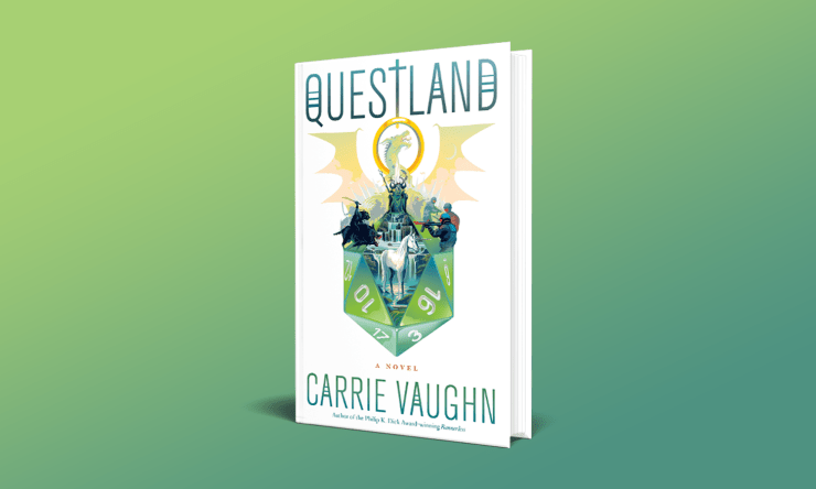 Blog Post Featured Image - The Battle of Four Armies: Carrie Vaughn's Questland
