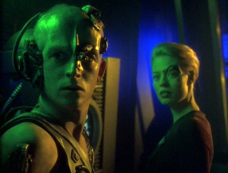 "Blog Post Featured Image - Star Trek: Voyager Rewatch: ""Collective"""