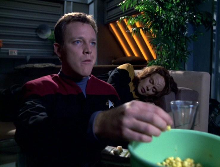 """Star Trek: Voyager """"Memorial"""""""