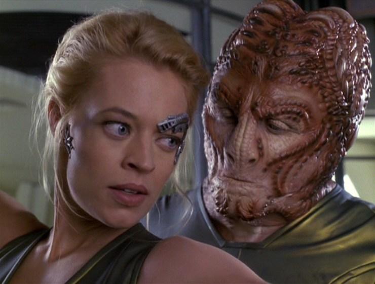 Blog Post Featured Image - Star Trek: Voyager Rewatch: Sixth Season Overview
