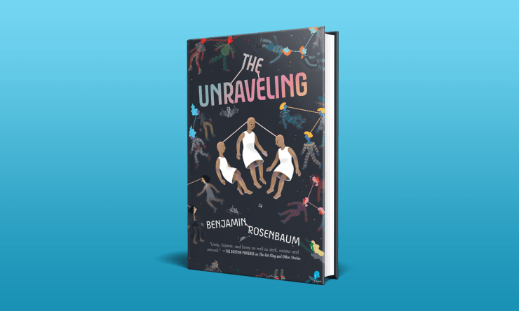 Blog Post Featured Image - Read an Excerpt From The Unraveling