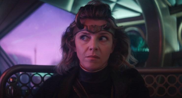 Loki, season one, episode three, Lamentis