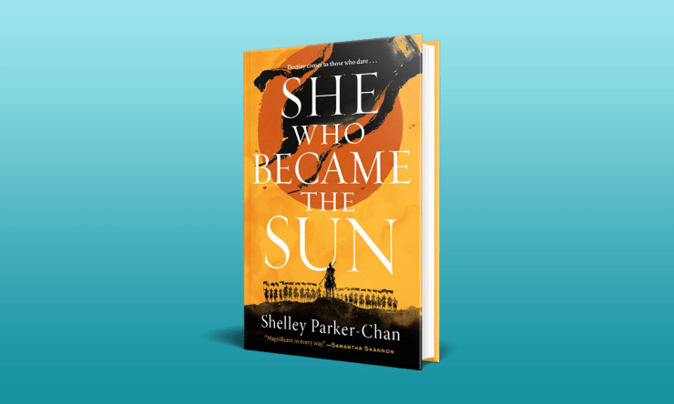 Blog Post Featured Image - Neither One Thing Nor the Other: She Who Became the Sun by Shelley Parker-Chan