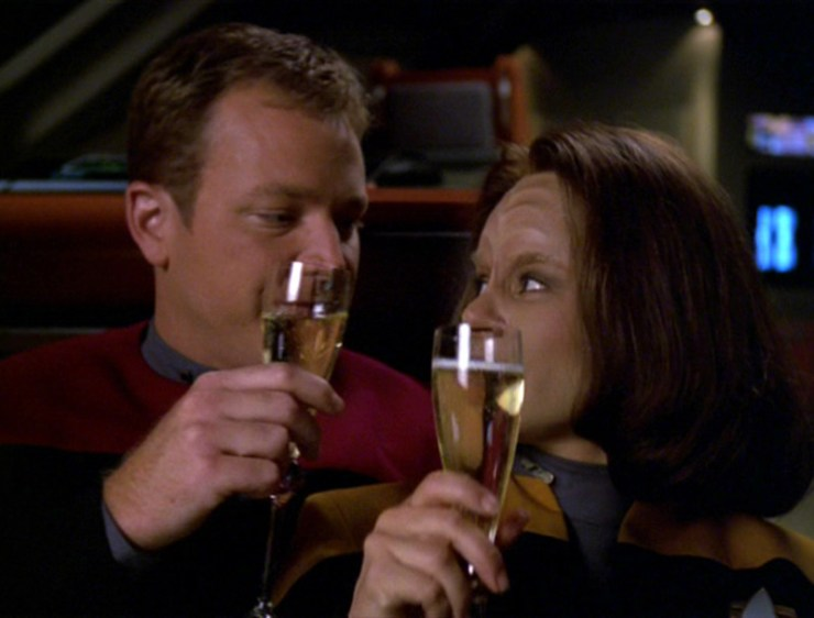 "Star Trek: Voyager ""Drive"""