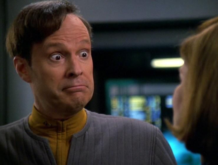 "Star Trek: Voyager ""Inside Man"""