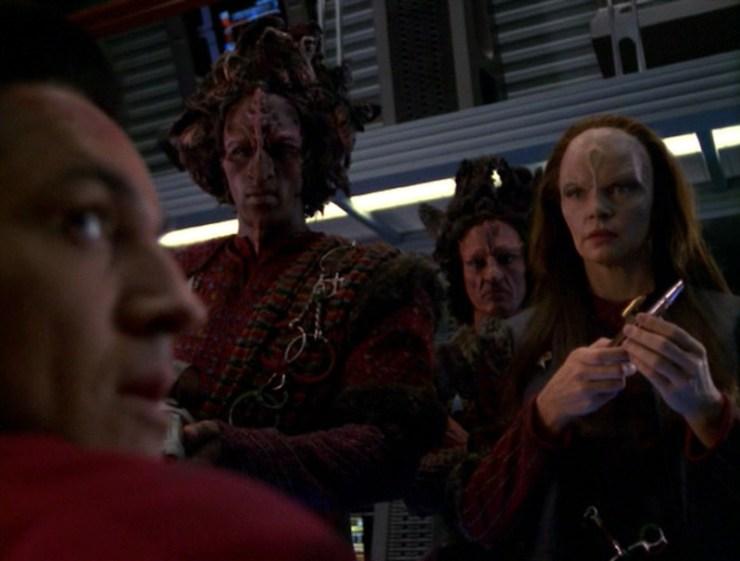 """Star Trek: Voyager """"Shattered"""""""