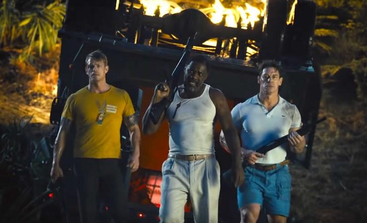 The Suicide Squad, Rick Flag, Robert DuBois, Peacemaker