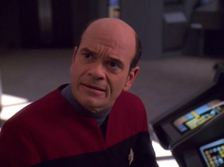 """Star Trek: Voyager """"Workforce, Part I"""""""