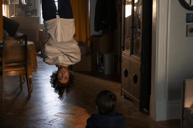 """Y: The Last Man TV review """"The Day Before"""" Yorick straitjacket"""