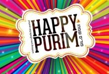 Photo de Pourim, plus importante que toutes les autres fêtes