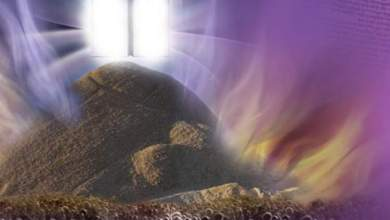 Photo de Pourquoi D… retourna-t-Il le Mont Sinaï?
