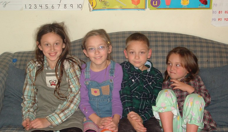 Rubber boot homeschool week #8