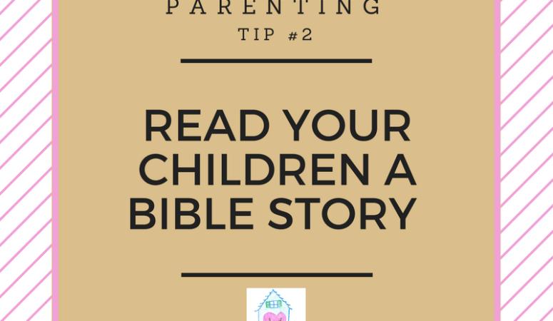 30 days of Torah parenting ~ Day 2