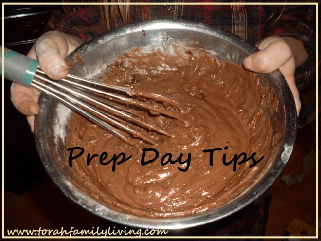 prep day tips