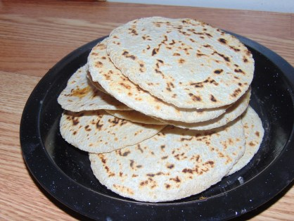 Simple everyday flatbread
