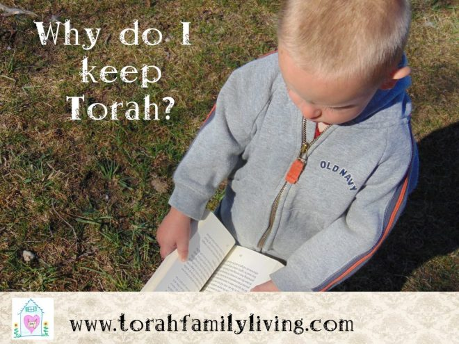 keep Torah