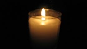 Yahrtzeit Candle