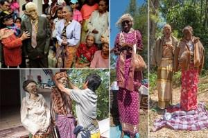 Toraja Tour visiting Funeral Ceremony