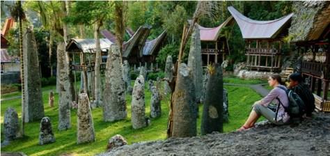 Tana Toraja Megalith