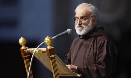 Image result for Father Raniero Cantalamessa, photos