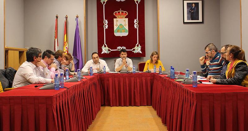 El gobierno local llevará a Pleno unos presupuestos de 8,5 millones de euros