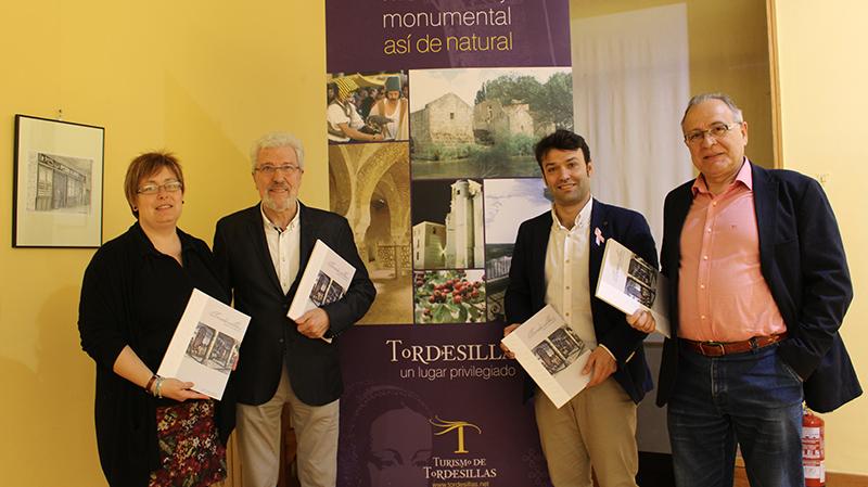 Miguel Ángel Soria y Jesús López Garañeda inmortalizan Tordesillas
