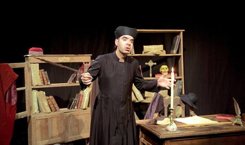Fabularia Teatro lleva este domingo su comedia satírica a Tordesillas
