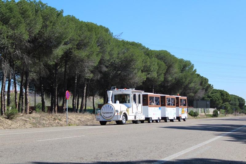 Tordesillas estrena tren turístico
