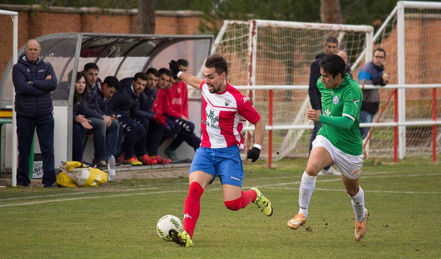 El Atlético Tordesillas en busca de la salvación definitiva