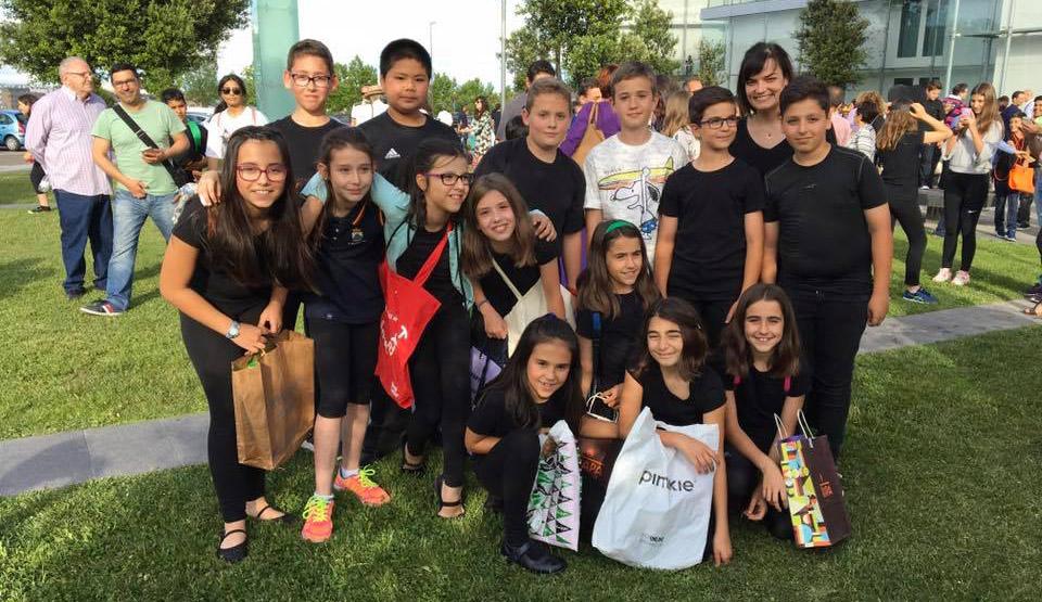 Los alumnos del Divina Providencia dejan el listón alto en Cantania 2017