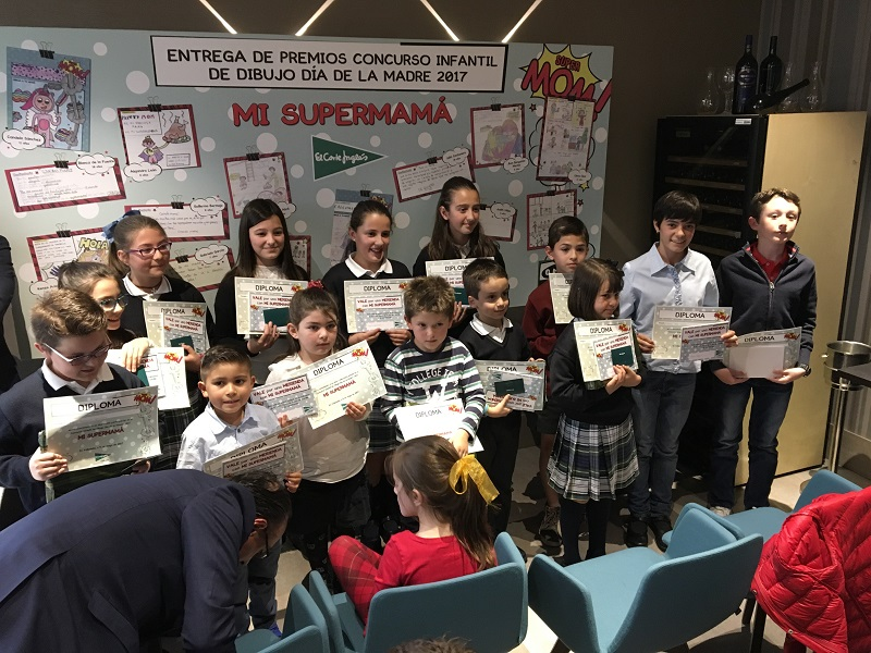 Dos alumnos del Divina Providencia, galardonados en el concurso de Cómic en Valladolid