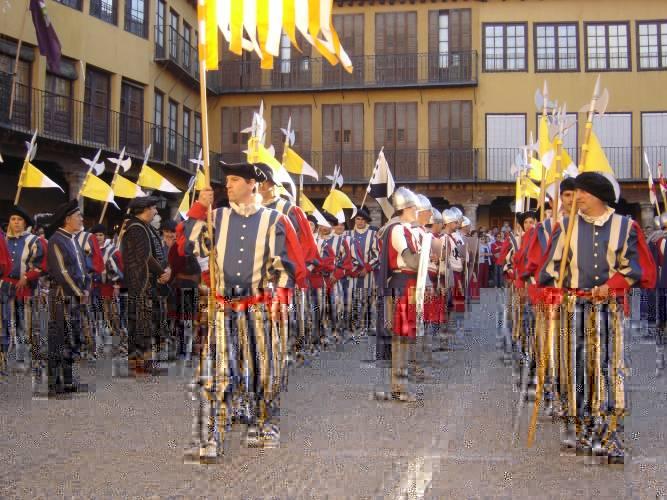 """Tordesillas se retrotraerá 523 años para celebrar el """"Día del Tratado"""""""